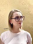 Іміджеві окуляри з покриттям антиблік, фото 2