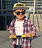 """Кепка-конструктор """"Super Man"""" с прямым козырьком с логотипом / бейсболки лего, фото 4"""