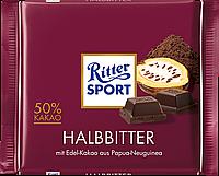 Шоколад Ritter Sport HALBBITER