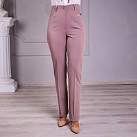 Летние женские классические брюки.  Размеры 46 - 70
