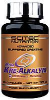 Mega Kre-Alkalyn Scitec Nutrition (80 капс.)