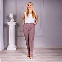 Летние женские модные брюки.  Размеры 46 - 58