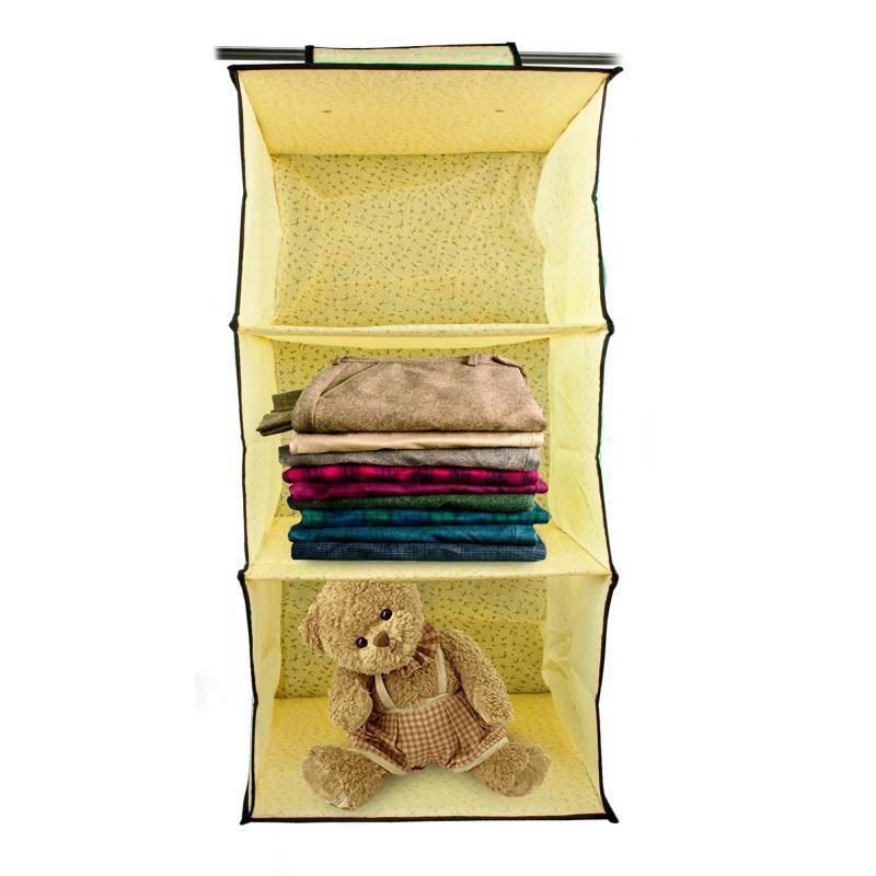 Подвесной органайзер для одежды - органайзер в шкаф