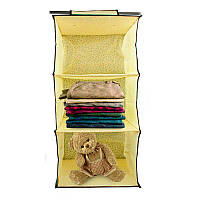 Подвесной органайзер для одежды - органайзер в шкаф, фото 1