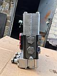 Гидрораспределитель Р80-3/1 222 3-х золотниковый МТЗ, Т-150, Т-40, фото 2