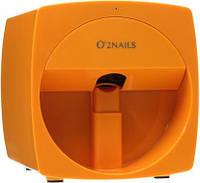 Принтер для ногтей, оранжевый O'2Nails Mobile Nail Printer V11