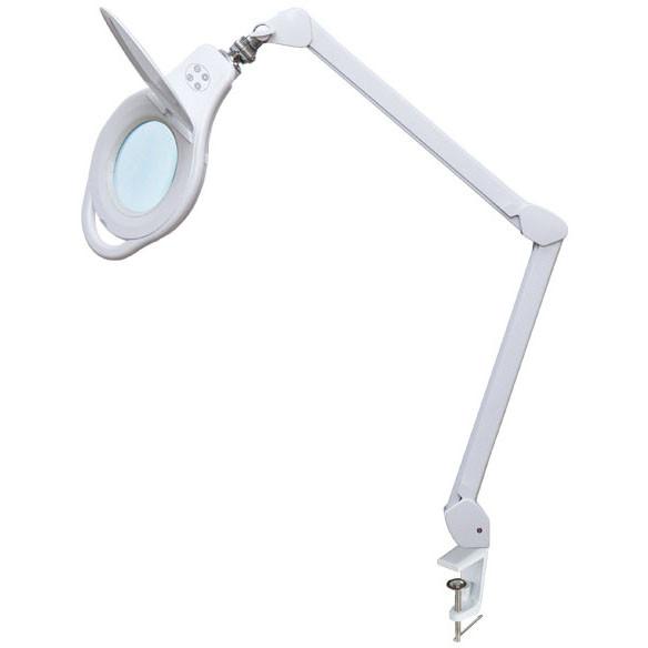 Лампа лупа BS- 8060 LED (3D / 5D) с регулировкой яркости света