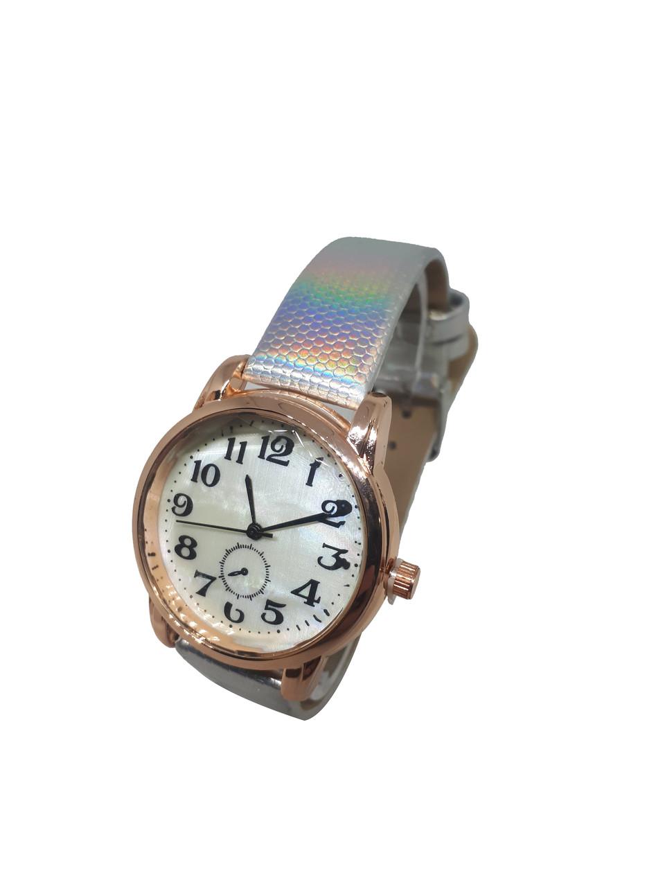 Часы женские кварцевые Bolingdun Halo Радужный опт