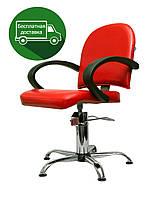 Кресло клиента на гидравлике ЛУНА, фото 1