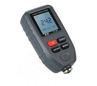 TC100-grey толщиномер краски, Fe/NFe, до 1300 мкм (лучший вариант 2020 года)