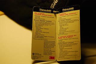 Перчатки флисовые 3M Thinsulate 40 gramm, фото 3