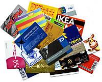 Изготовление пластиковых, кредитных карт