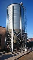 Силос зерновой на конусном днище СМБЦ 037550.000-02 С4