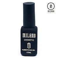 Milano 12ml, Rubber Base Gel