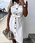 """Жіноча сукня """"Сафарі"""" від СтильноМодно, фото 7"""