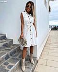 """Жіноча сукня """"Сафарі"""" від СтильноМодно, фото 2"""