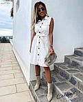 """Жіноча сукня """"Сафарі"""" від СтильноМодно, фото 9"""