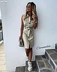 """Жіноча сукня """"Сафарі"""" від СтильноМодно, фото 5"""