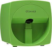 Принтер для ногтей, зеленый O'2Nails Mobile Nail Printer V11