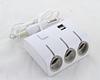 Автомобильный разветвитель тройник 3+2 USB 1506A / 1505A для прикуривателя, фото 4