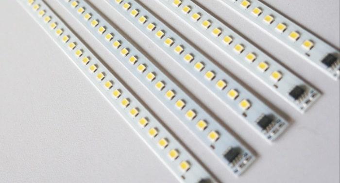 Світлодіодна лінійка для світильників PRISMATIC OPAL 36W 4000K NEW (4х9W) TechnoSystems TNSy5000332