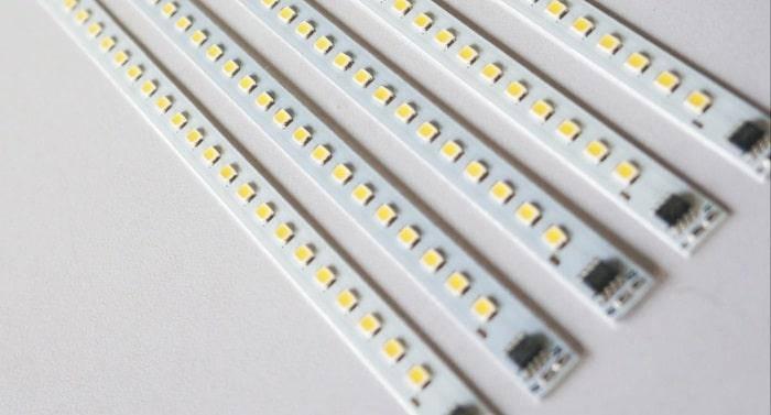 Світлодіодна лінійка для світильників PRISMATIC OPAL 36W 4000K NEW (4х9W) TechnoSystems TNSy5000332, фото 2