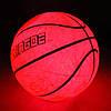 Светящийся в темноте мяч с LED подсветкой / Волейбольный лед мяч / Мячи, фото 5