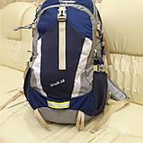 Мужской рюкзак Onepolar 1729 Blue, фото 2