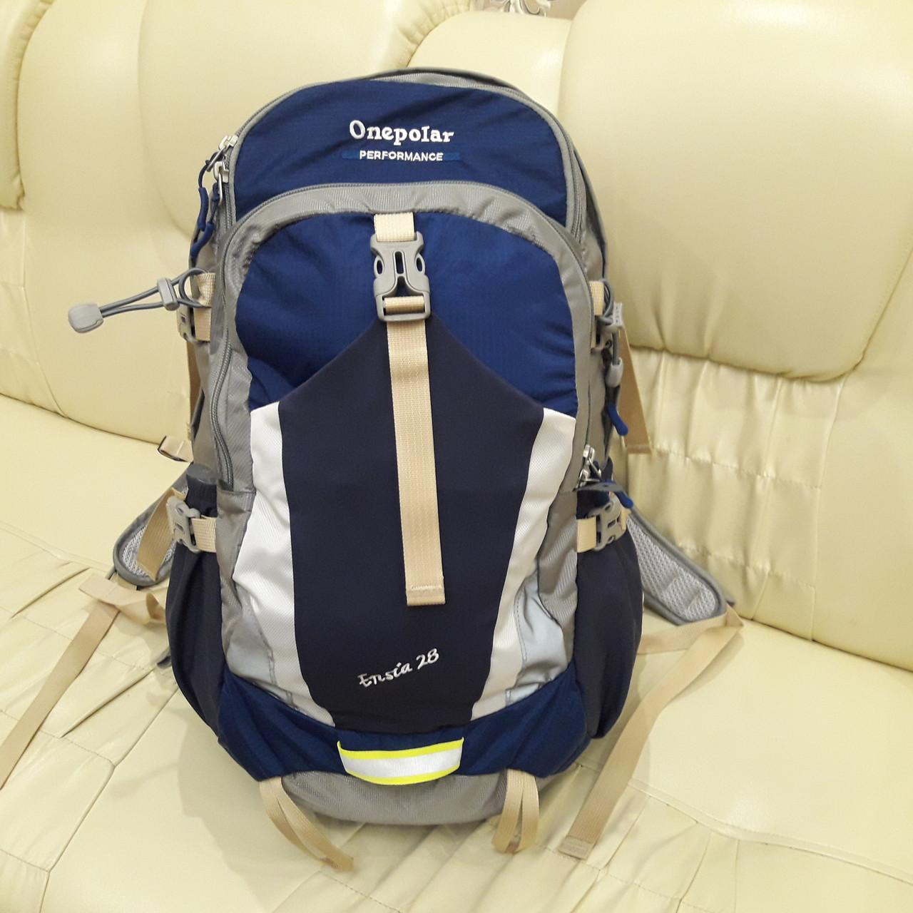Мужской рюкзак Onepolar 1729 Blue