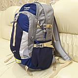 Мужской рюкзак Onepolar 1729 Blue, фото 4