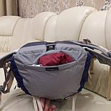 Мужской рюкзак Onepolar 1729 Blue, фото 7