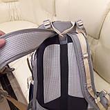 Мужской рюкзак Onepolar 1729 Blue, фото 6