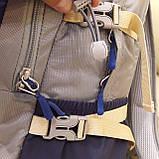 Мужской рюкзак Onepolar 1729 Blue, фото 8