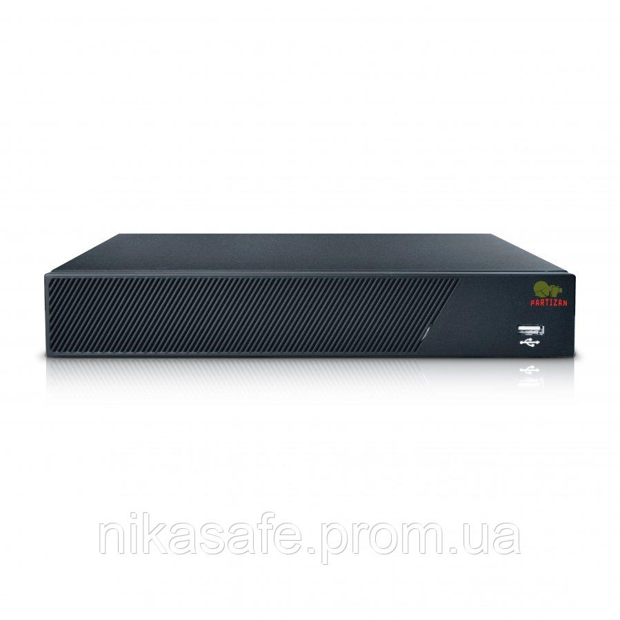 ADM-44U HD v3.2 гибридный 4 канальный AHD видеорегистратор