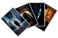 Постер на бумаге Blue Back 120 г/м2