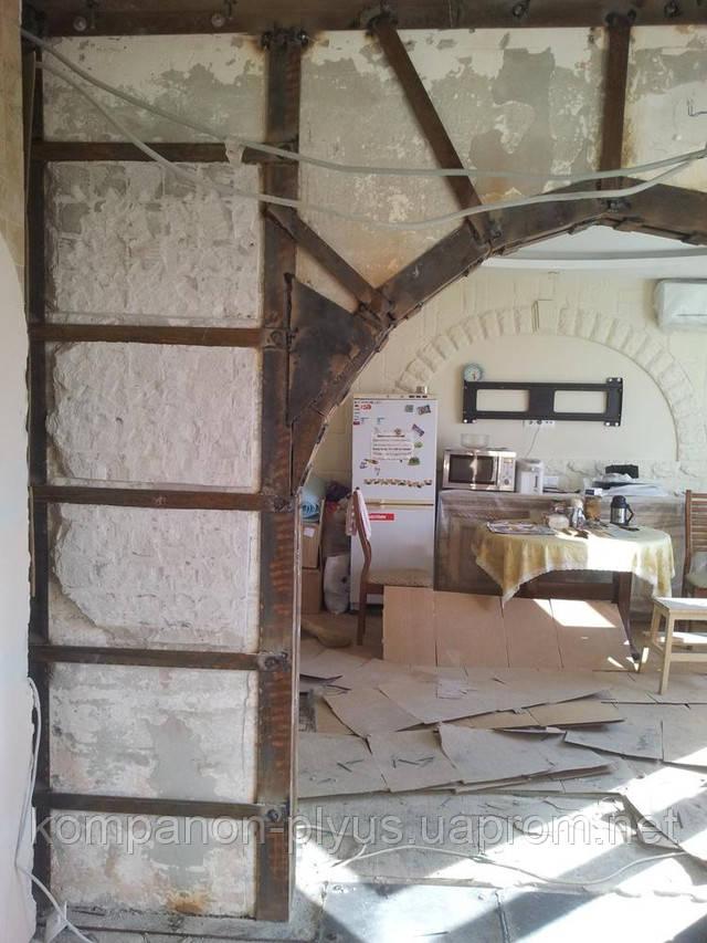 Резка бетона, проемов в стене