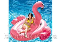 Надувной плот Intex Фламинго 203 х 196 х 124 см