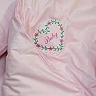 """""""Baby"""" Полукомплект постельного белья детский с вышивкой Сатин Viluta™, фото 2"""