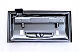Аквариумная крышка 60х30 прямоугольная, черная., фото 2