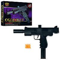 Пистолет ES2004-136 на пульках, 27,5-21-3,5см