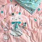 Комплект постельного белья подростковый сатин Viluta полуторный комплект, фото 5