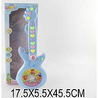 Гитара-орган 8010 (1338252) (48 шт/2)батар, свет, звук, в кор. 17, 5-5, 5-45, 5 см