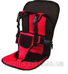 Автокресло мягкое детское безкаркасное Multi-function Car Cushion NY-26 от 9 мес до 4 лет
