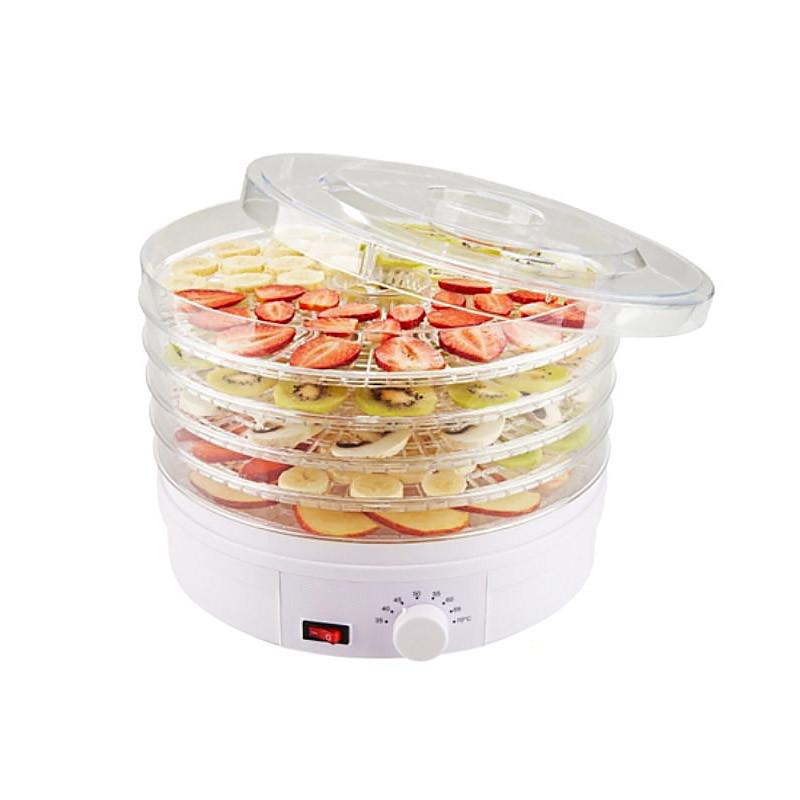 Сушилка для овощей и фруктов SY-770 с терморегулятором