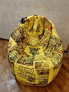 Кресло мешок GTA V - 110 x 100 cm