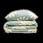 Комплект елітної постільної білизни Viluta, постільна білизна ранфорс бавовна, фото 3
