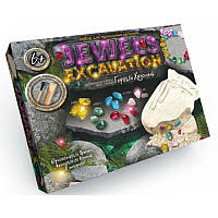 """Набор для раскопок """"Jewels Excavation"""" камни (6) """"ДАНКО ТОЙС"""""""