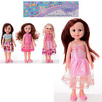 Кукла BM3392-5 4вида, в кульке 16,5-36-5 см