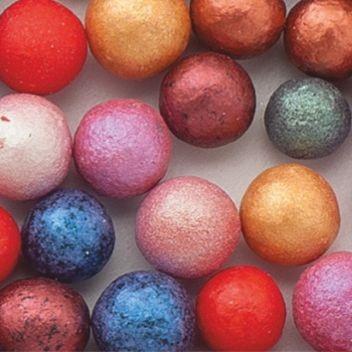 Стік-пакет кульки цукр d=10мм перламутрові (9шт), суміш №5
