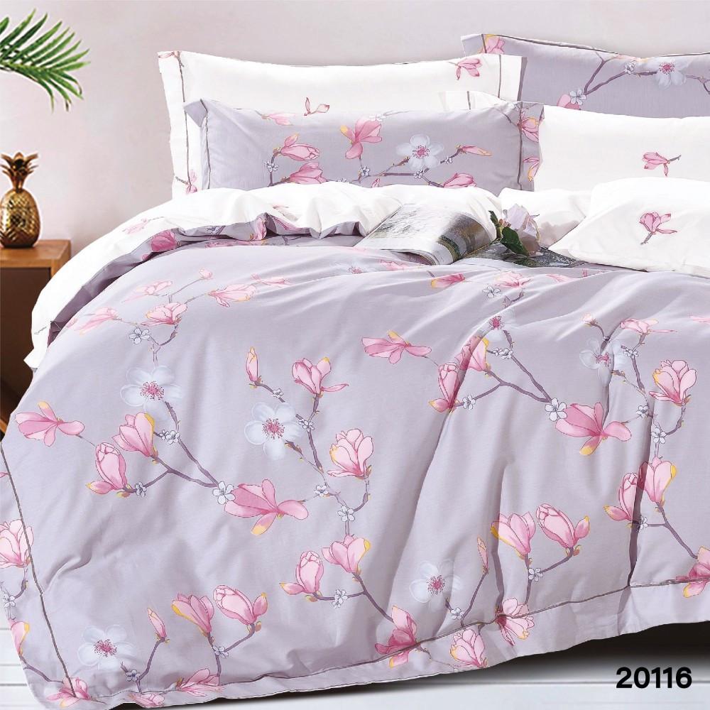 Постельное белье Вилюта Ранфорс, комплект постельного белья Viluta из натурального хлопка
